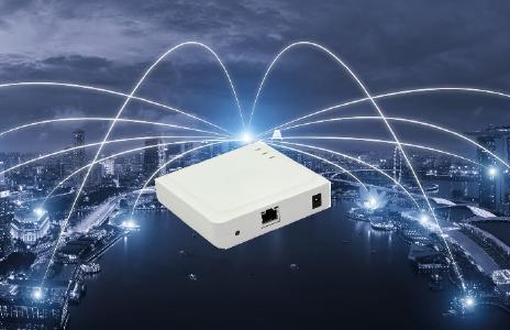 BR-400AN 802.11a/b/g/n Mesh WLAN Konverter von Silex