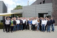PFREUNDT GmbH in Südlohn invited representatives to its international dealer meeting from May 28-30. The systems of the German scale specialist are successfully in use in around 40 countries on all continents. 30 representatives accepted the invitation to attend and experience many innovations in technology and organization