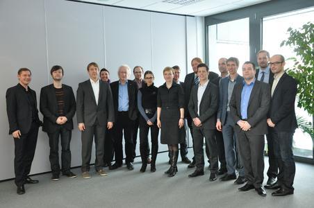 Den Startschuss für das Projekt MAI 2.0 gaben Vertreter verschiedener Unternehmen und Forschungsinstitute Mitte Februar 2013 in Augsburg