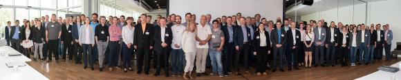 The Intrexx Partner Days participants, © United Planet GmbH