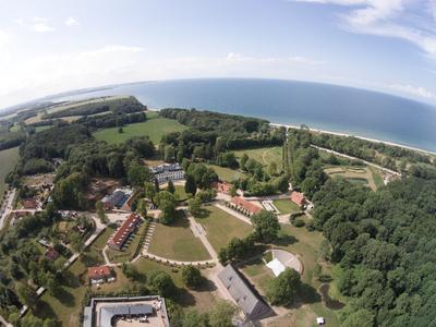 Weissenhaus Luftaufnahme