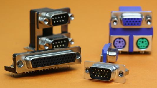 Sub-D Connectors from EDAC - Endless Choice
