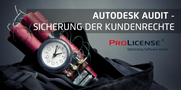 Autodesk Audit - Autodesk Lizenzaudit - ProLicense-legal