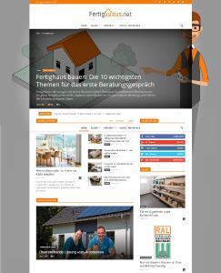 Fertighaus-Blog für Bauinteressenten