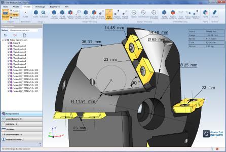 Glovius 5: Neue Version ab sofort bei DataCAD erhältlich