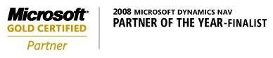 Microsoft Dynamics-Partner Tectura unter den Top-Finalisten für den Microsoft Dynamics NAV Partner Award 2008