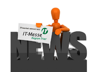 IT-Messe Region Trier - ITworks! informiert über IT-Security, Monitoring und Desktop-Virtualisierung
