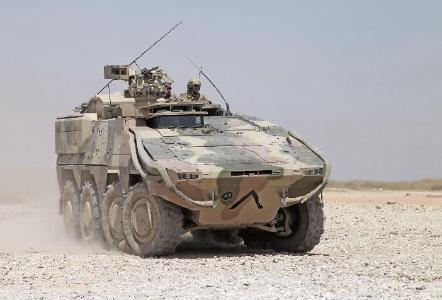 Rheinmetall modernizing 27 more Boxer command vehicles for the Bundeswehr