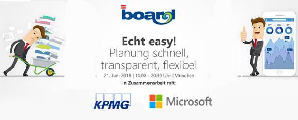 Echt easy! – Planung schnell, transparent, flexibel!