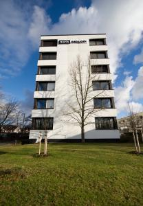 Unternehmenssitz von noris network in Nürnberg, Bild: noris network