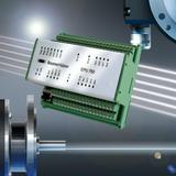 Universal processing and monitoring unit for rotary encoders and gearboxes