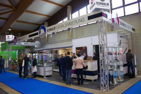 indoor: H10/Stand CO1 - Schwalm Robotic GmbH