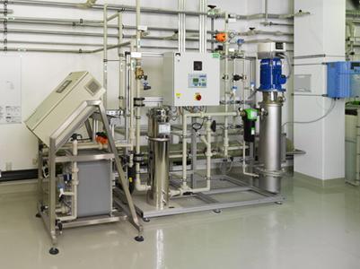 Seminar im Haus der Technik zur Herstellung von Reinstwasser/Prozesswasser für industrielle Anwendungen