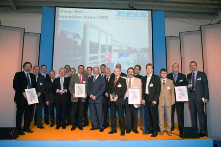 Walter-Reis-Innovationspreis - Sieger 2008 gekürt