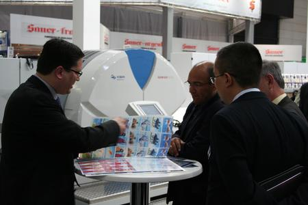 KBA-MePrint AG regards this event as a success: visitor numbers, the level of international representation and the quality of the visitors all exceeded expectations