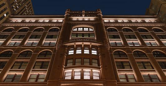 Rookery Building in Chicago wins 2012 WAN award