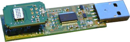 MiCS-VZ-87 USB Demo Kit