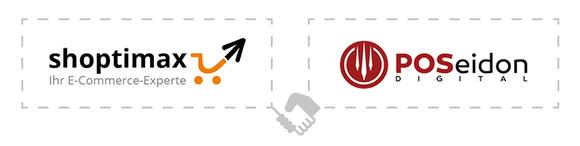 shoptimax und POSeidon arbeiten nun Hand in Hand an Lösungen für die Zukunft des Handels.