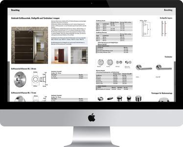 Automatisierte Katalogproduktion für Rudolf Ostermann