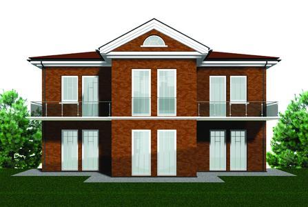 Villa Backst Frontal