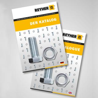 New edition of the REYHER catalogue