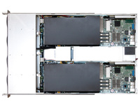 Supermicro - Innovatives 1HE Twin-System