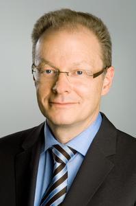 Klaus Bosch, Leiter des Geschäftsbereichs Rail von TÜV SÜD
