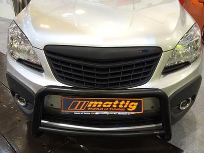 Mattig Grill für Opel Mokka