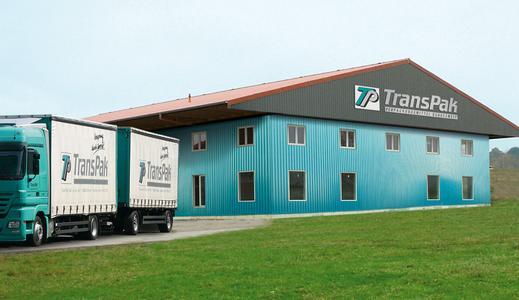 Neuer TransPak AG Standort in Werne