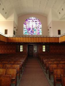 Der mit Histolith-Produkten nach Befund renovierte Kirchenraum erstrahlt in neuem Glanz, Foto: Caparol Farben Lacke Bautenschutz