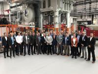 Teilnehmer des FSK-Fachtag Leichtigkeit PUR am 19. September 2019 in der Open Hybrid LabFactory - dem LeichtbauCampus in Wolfsburg einfügen
