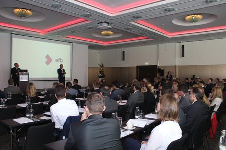 Impression afb Market and Innovation Event 2016