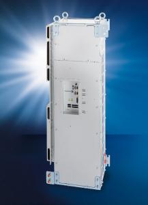 Für Anwendungen in Turbo-Gebläsen und -Kompressoren hat SIEB & MEYER das Leistungsspektrum der Drei-Level-Umrichter-Baureihe SD2M erweitert