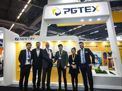 Chinese customer PGTEX awards Hennecke the contract for a combined production plant for manufacturing wet shot and HP-RTM applications