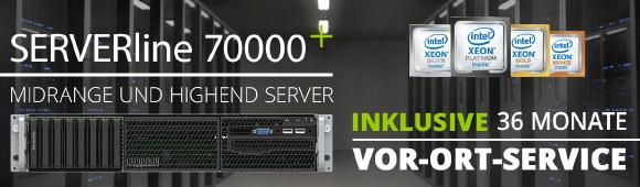 bluechip SERVERline plus Vor-Ort-Service