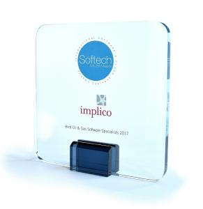 """Best Oil & Gas Software Specialists 2017"": Implico wins Software & Cloud Services Award"
