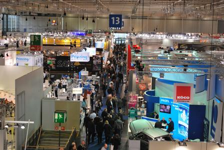 More than 60,000 visitors at EuroBLECH 2012