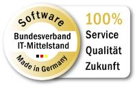 Gütesiegel Software des Bundesverbands IT-Mittelstand
