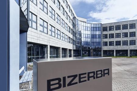 Headquartes of Bizerba SE & Co. KG in Balingen