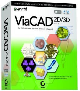 3DBoxshot_ViaCAD 5 für PC/Mac