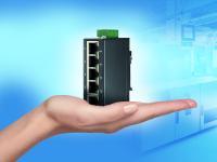 Der kompakte Industrie Ethernet Switch EKI-2525LI