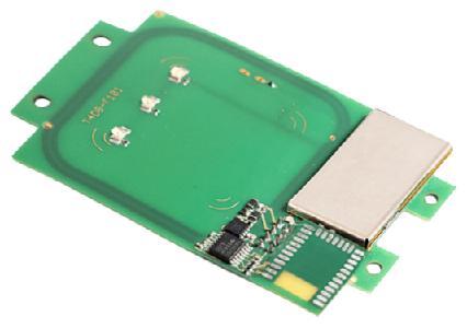 Unterstützt alle 13,56-MHz-RFID-Standards inklusive NFC: TWN4 MultiTech 2 HF / Bildquelle: Elatec