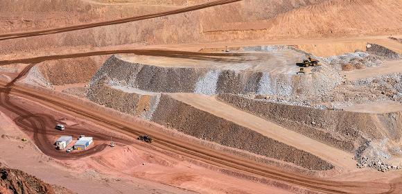 Mine von Fortuna Silver Mines; Foto: Fortuna Silver Mines