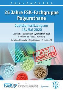 25 Jahre FSK Fachgruppe Polyurethane
