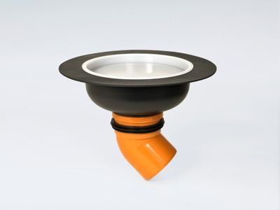 kg rohr anschlusstrichter at f 110 hauff technik gmbh co kg pressemitteilung. Black Bedroom Furniture Sets. Home Design Ideas