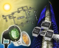 National Semiconductor introduces new family of LED drivers to power high-brightness LEDs