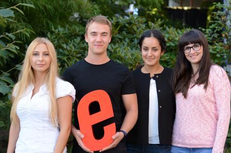 Ausbildungsbeginn e.bootis 2016/2017