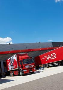norbert dentressangle setzt auf hybrid lkw von renault trucks volvo group trucks central. Black Bedroom Furniture Sets. Home Design Ideas