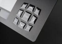 Die Haptik und Optik der Folientastatur entscheiden neben der Funktionalität, ob das ganze Gerät vom Nutzer akzeptiert wird
