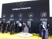 Die Themebereiche des intelligenten Unternehmens - präsentiert von der SAP